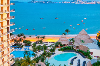 Main image of the Dreams Acapulco offered by YourVacations.ca