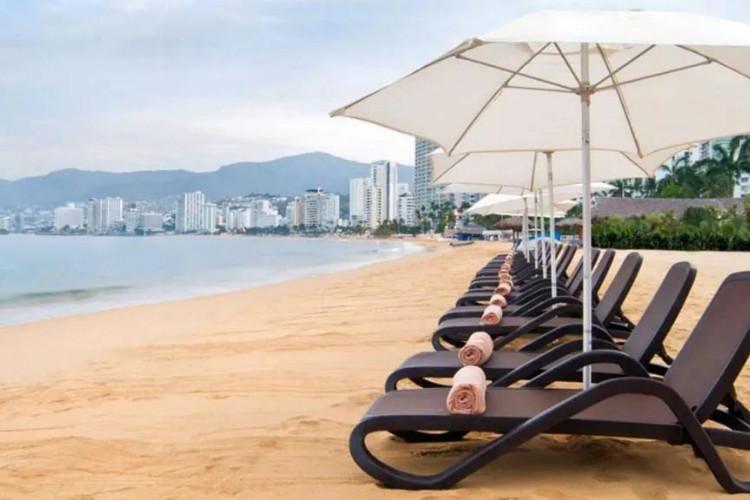 Image du dreams acapulco  balcony offert par VosVacances.ca