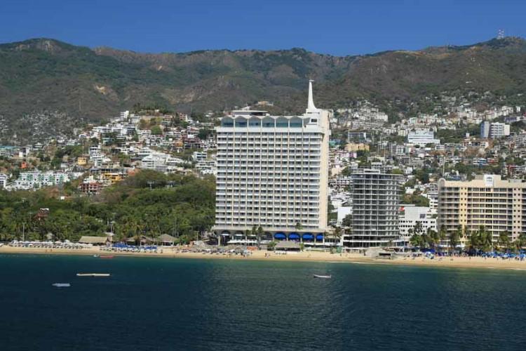 Image principale de l'hôtel Krystal Beach Acapulco offert par VosVacances.ca