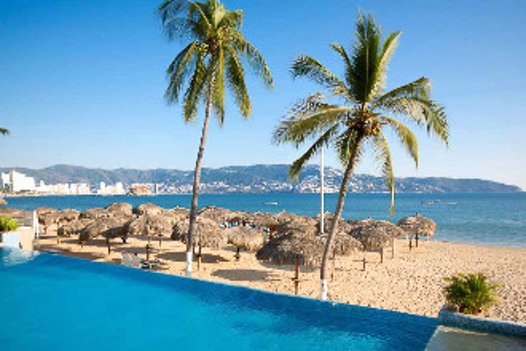 Image du krystal beach acapulco balcony offert par VosVacances.ca