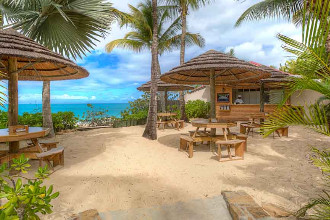 Image du galley bay resort beach offert par VosVacances.ca