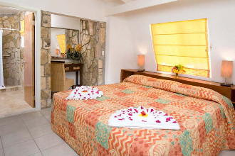 Image du jolly beach resort garden offert par VosVacances.ca
