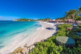 Image du pineapple beach balcony offert par VosVacances.ca