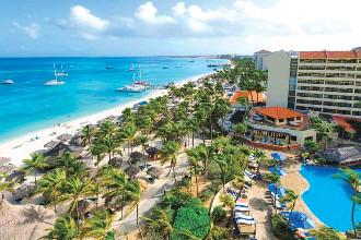 Image principale de l'hôtel Barcelo Aruba offert par VosVacances.ca