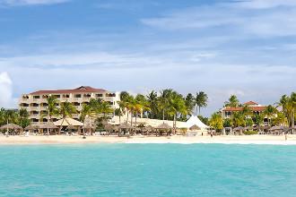 Image principale de l'hôtel Bucuti Beach offert par VosVacances.ca