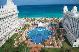 Image principale de l'hôtel Riu Palace Aruba offert par VosVacances.ca