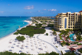 Main image of the The Ritz Carlton Aruba offered by YourVacations.ca