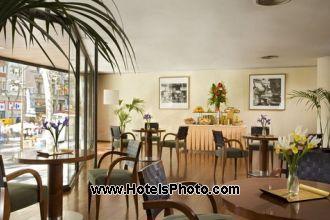 Image du citadines barcelona ramblas restaurant offert par VosVacances.ca