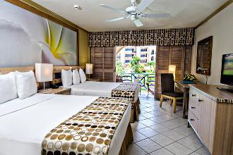 Image du accra beach hotel and spa balcony offert par VosVacances.ca