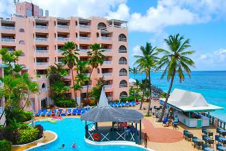 Image principale de l'hôtel Barbados Beach Club offert par VosVacances.ca