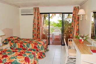 Image du barbados beach club balcony offert par VosVacances.ca