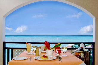 Image du barbados beach club garden offert par VosVacances.ca