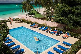 Image du butterfly beach hotel balcony offert par VosVacances.ca