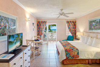 Image du butterfly beach hotel garden offert par VosVacances.ca