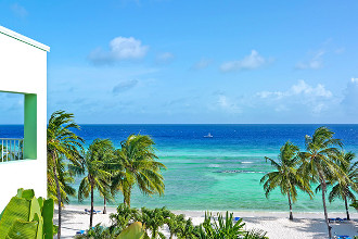 Main image of the Coconut Court Beach Hotel offered by YourVacations.ca
