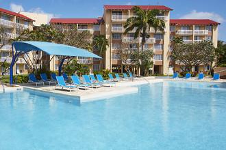 Image du divi southwinds beach resort balcony offert par VosVacances.ca
