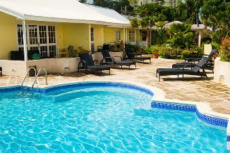 Image du island inn hotel balcony offert par VosVacances.ca