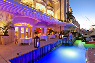 Image du port ferdinand luxury resort and residences garden offert par VosVacances.ca