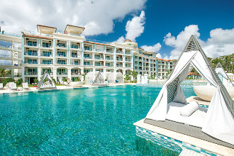 Main image of the Sandals Royal Barbados offered by YourVacations.ca