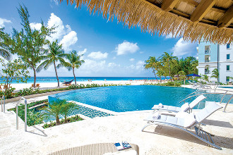 Image du sandals royal barbados beach offert par VosVacances.ca