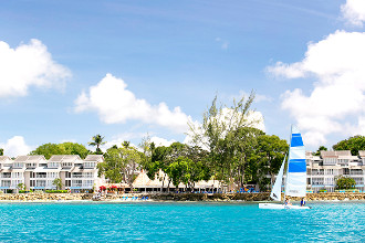 Image du the club barbados resort and spa beach offert par VosVacances.ca