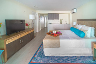 Image du the sands barbados beach offert par VosVacances.ca