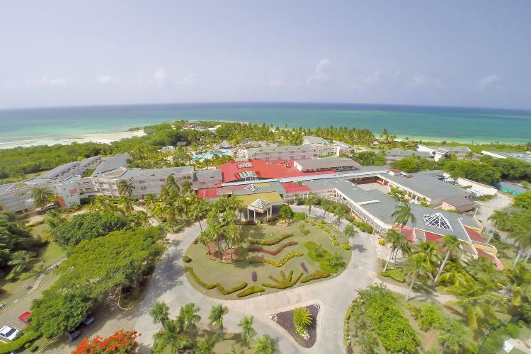 Image principale de l'hôtel Sol Cayo Coco offert par VosVacances.ca
