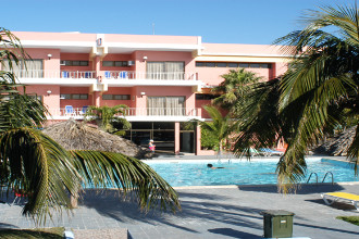 Main image of the Hotel Faro Luna offered by YourVacations.ca