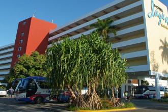 Image principale de l'hôtel Hotel Jagua offert par VosVacances.ca