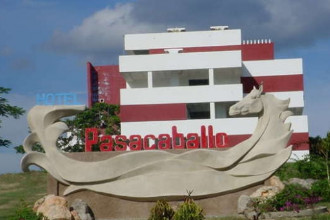 Main image of the Hotel Pasacaballo offered by YourVacations.ca