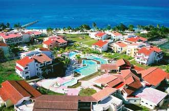 Image principale de l'hôtel Brisas Santa Lucia offert par VosVacances.ca