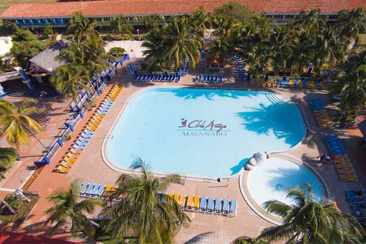 Image principale de l'hôtel Club Amigo Mayanabo offert par VosVacances.ca
