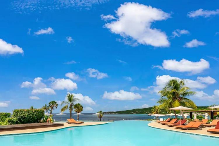 Image principale de l'hôtel Dreams Curacao Resort Spa And Casino offert par VosVacances.ca