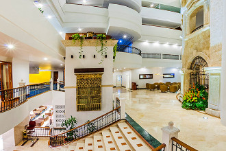 Main image of the Hotel Almirante offered by YourVacations.ca