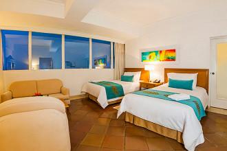 Image du hotel almirante balcony offert par VosVacances.ca