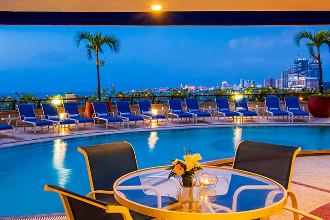 Image du hotel almirante beach offert par VosVacances.ca