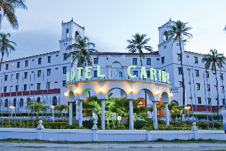 Main image of the Hotel Caribe offered by YourVacations.ca