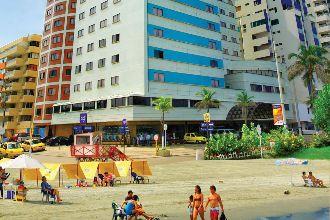 Image principale de l'hôtel Hotel Cartagena Plaza offert par VosVacances.ca
