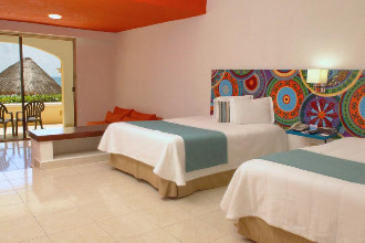Image du all ritmo cancun beach offert par VosVacances.ca