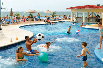 Image du all ritmo cancun golf offert par VosVacances.ca