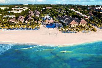 Image principale de l'hôtel Allegro Playacar offert par VosVacances.ca