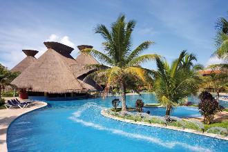 Image du barcelo maya grand resort garden offert par VosVacances.ca