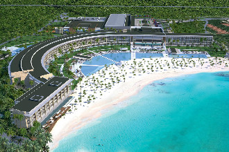 Main image of the Barcelo Maya Riviera offered by YourVacations.ca
