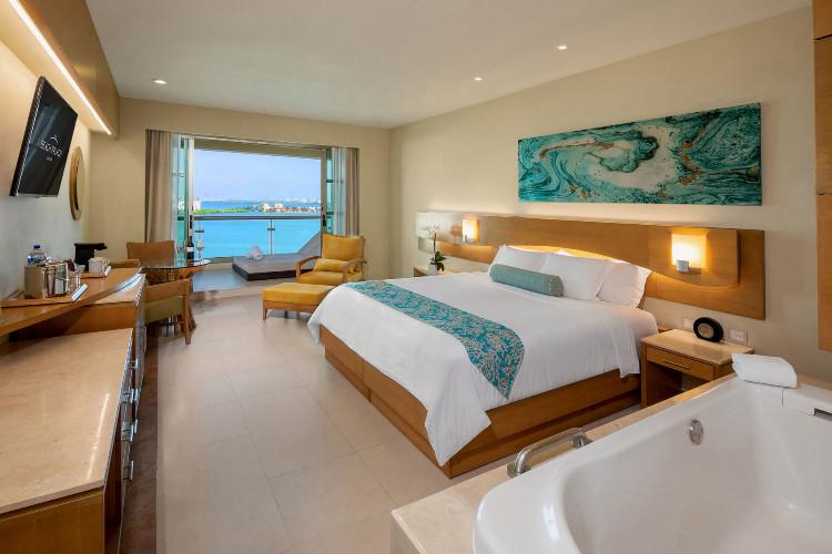 Image du beach palace beach offert par VosVacances.ca