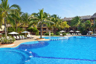 Image du catalonia riviera maya resort and spa garden offert par VosVacances.ca