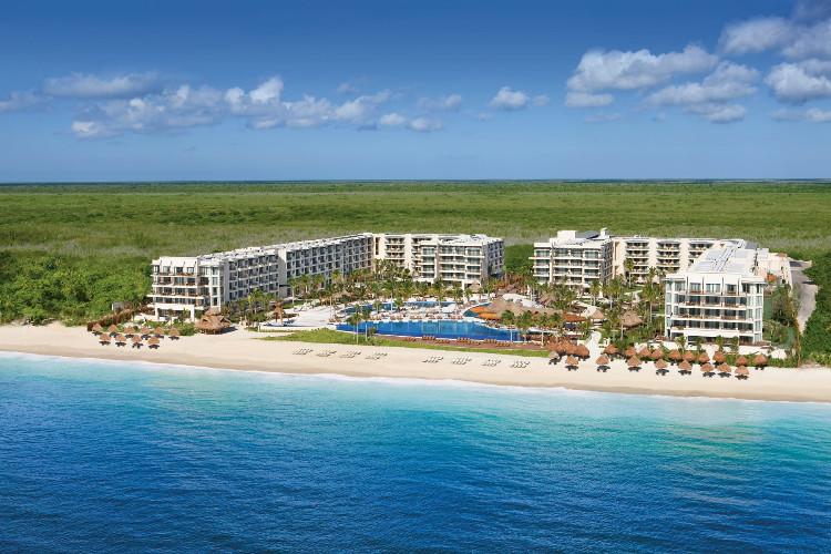 Image principale de l'hôtel Dreams Riviera Cancun offert par VosVacances.ca