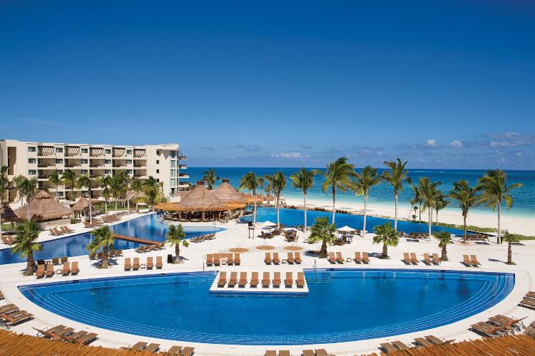 Image du dreams riviera cancun balcony offert par VosVacances.ca