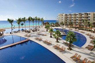 Image du dreams riviera cancun beach offert par VosVacances.ca