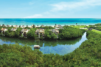 Main image of the Fairmont Mayakoba offered by YourVacations.ca