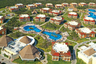 Image principale de l'hôtel Bahia Principe Grand Coba offert par VosVacances.ca